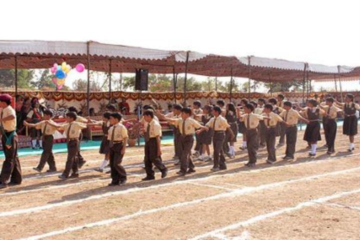 Manav School-Sports day