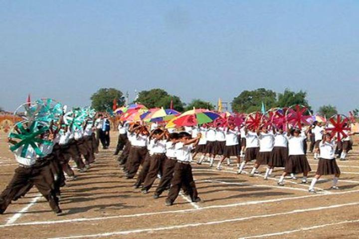 Manav School-Students