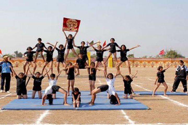 Manav School-Yoga