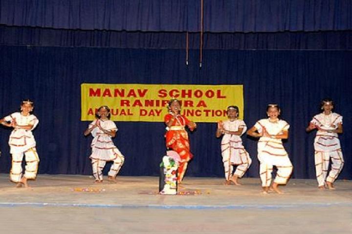Manav School-Dance