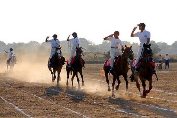 Manav School-Riding