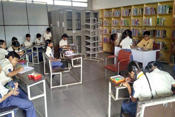 Mauryan High School-Library