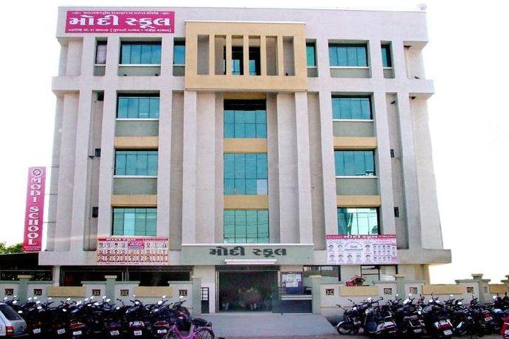 Modi School-Campus view