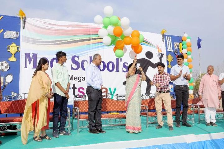 Modi School-Sports day