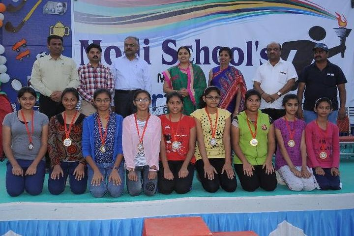 Modi School-Events