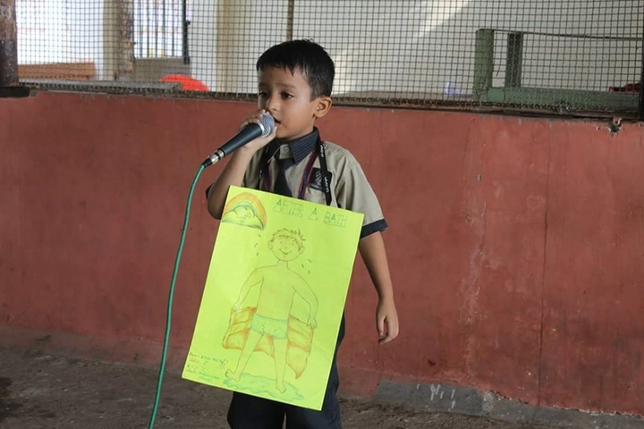 Mother Care School-Story Telling Competition