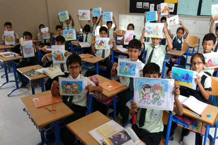 Mount Litera Zee School-Classroom Activity