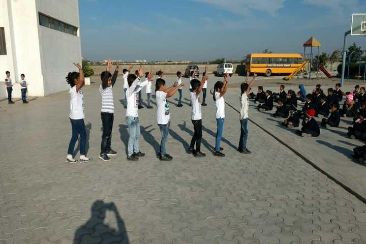 Mount Litera Zee School-Dancing Activity