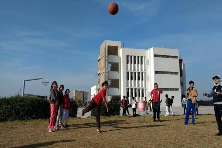 Mount Litera Zee School-School Building