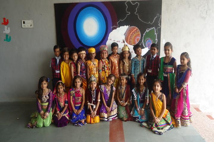 N C Thakar Education Campus-Fancy dress