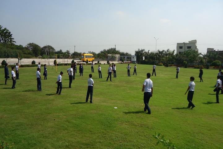 N C Thakar Education Campus-Sports