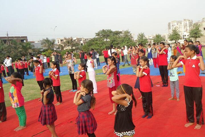 N C Thakar Education Campus-Yoga