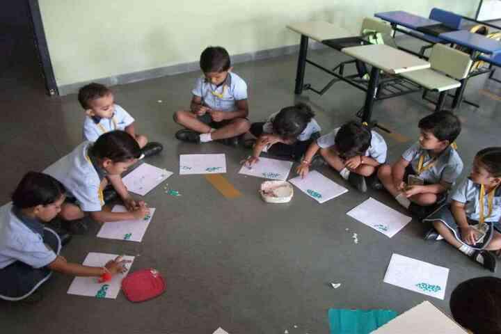 Naimisharanya School-Art