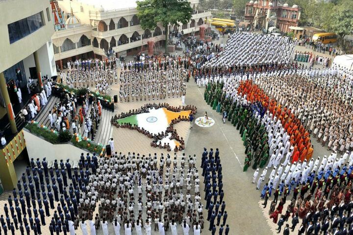Naimisharanya School-Independence day