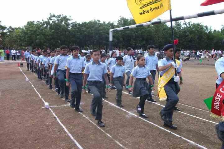 Naimisharanya School-Sports day