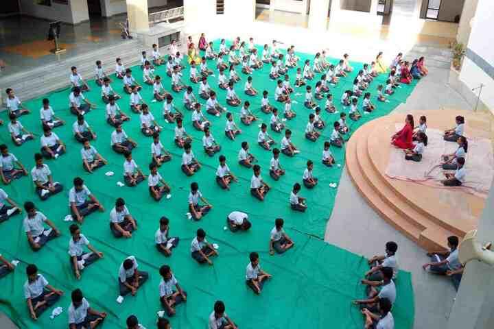 Naimisharanya School-Yoga