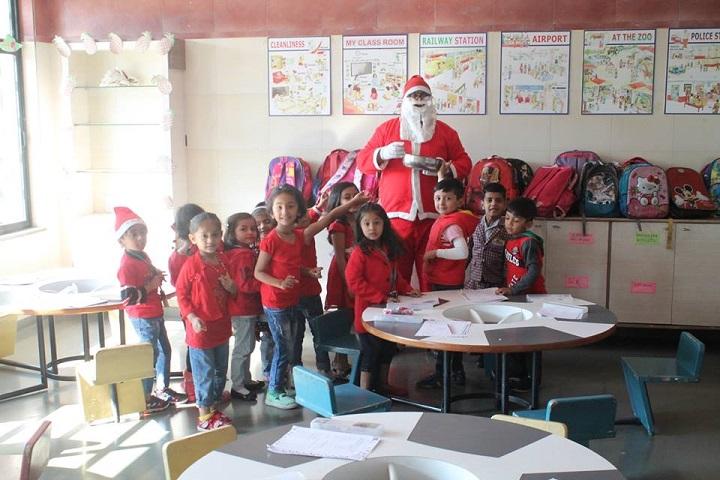 Naimisharanya School-Christmas