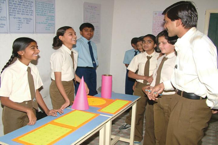 Nalanda Vidyalaya-Exhibition