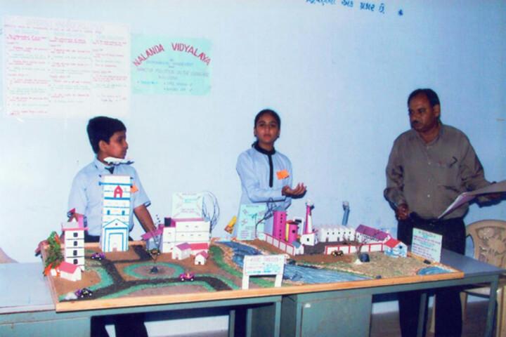 Nalanda Vidyalaya-Science exhibition