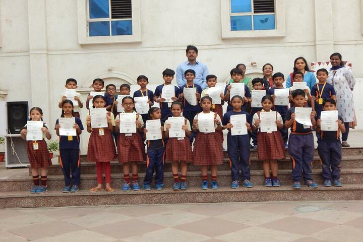 Nand Vidya Niketan-Achievement
