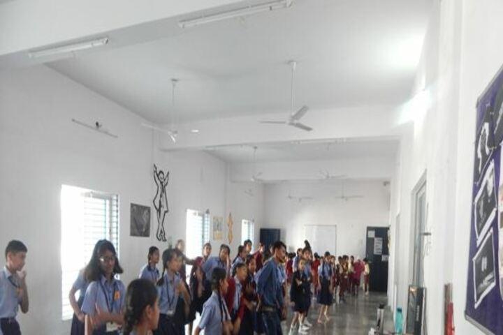 Nand Vidya Niketan-Dance Room