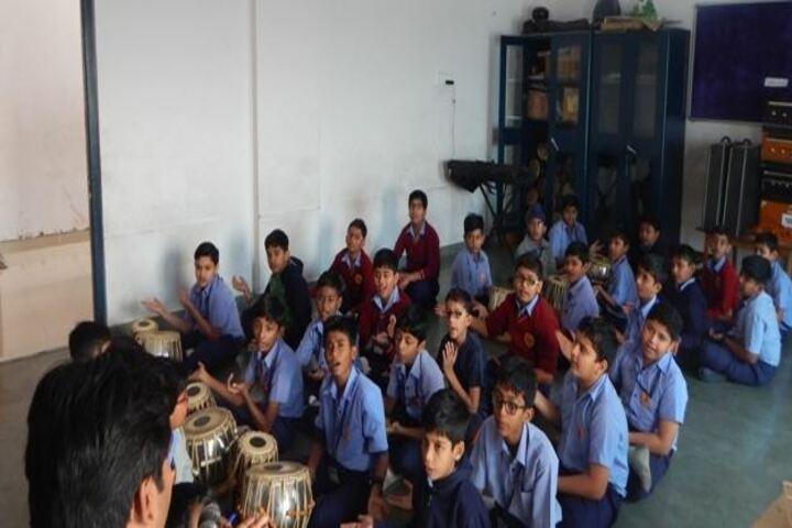 Nand Vidya Niketan-Music