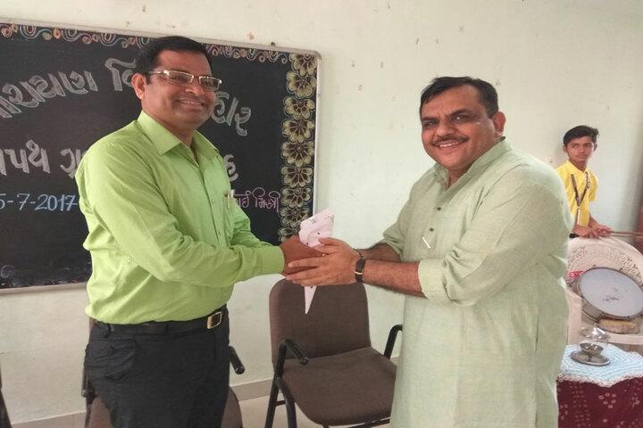 Narayan Vidyavihar-Meeting