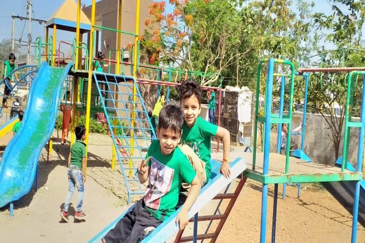 Narmada Calorx Public School-Kindergarten