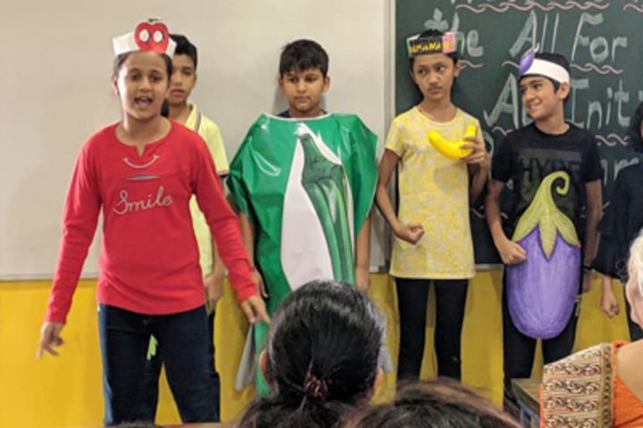 Navrachana Higher Secondary School-Fancy dress