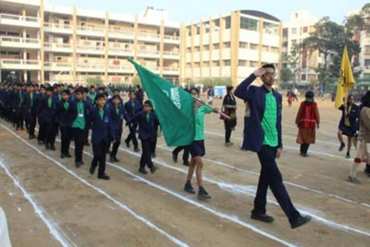 Navrachana Higher Secondary School-Sports