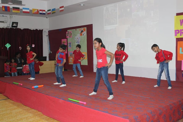 Navrachana International School-Annual Day