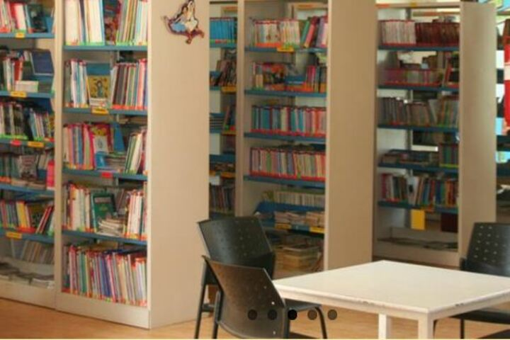 Navrachana International School-Library