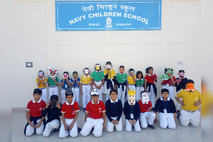 Mask Making Competition