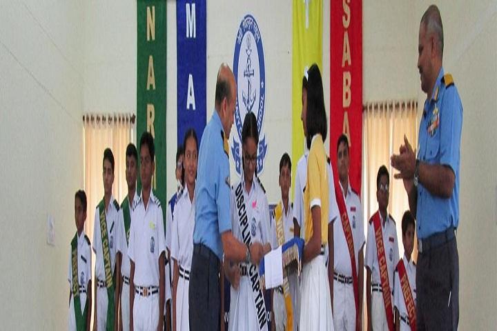 Navy Children School-Investiture Ceremony