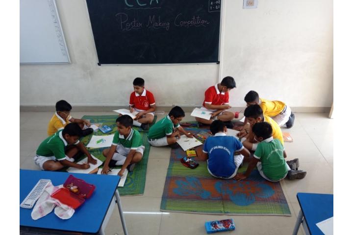 Navy Children School-Activities