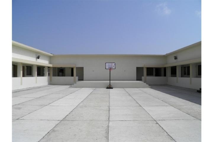 Navy Children School-Basket Ball Court