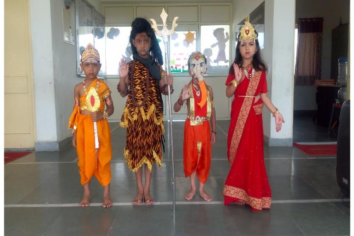 Navy Children School-Festival Celebrations