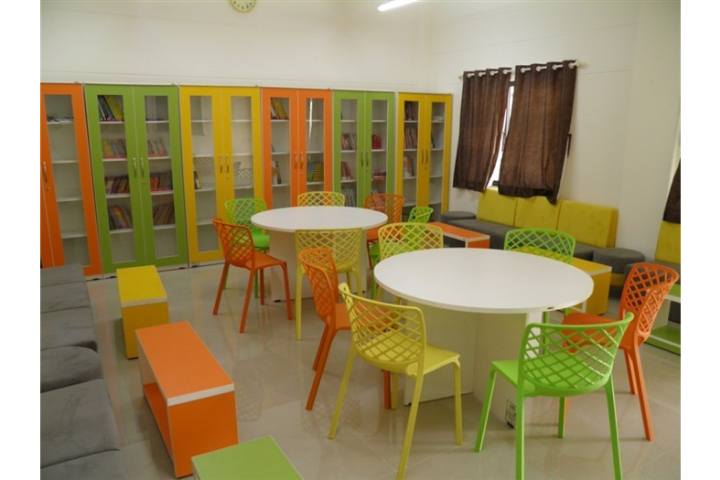 Navy Children School-Library