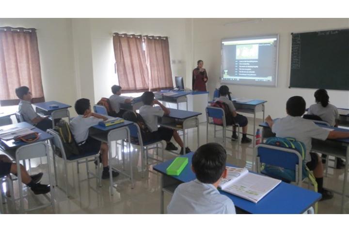 Navy Children School-Smart Class