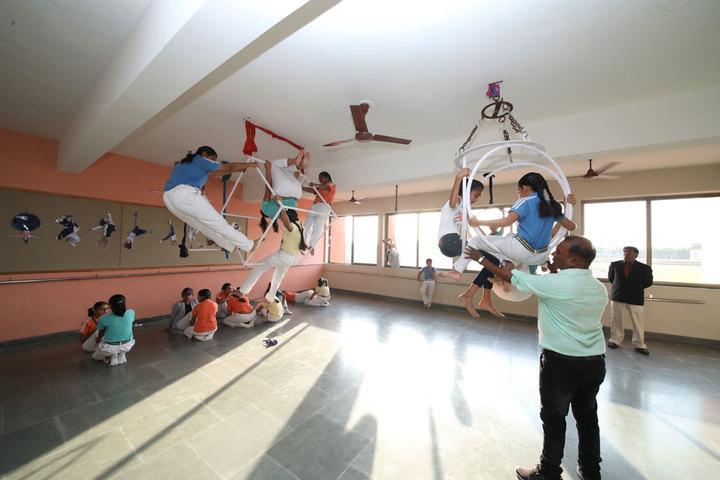 New Era Global School-Dance Room