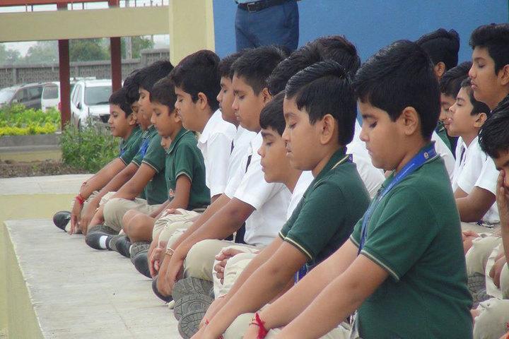 New Era Global School-Meditation