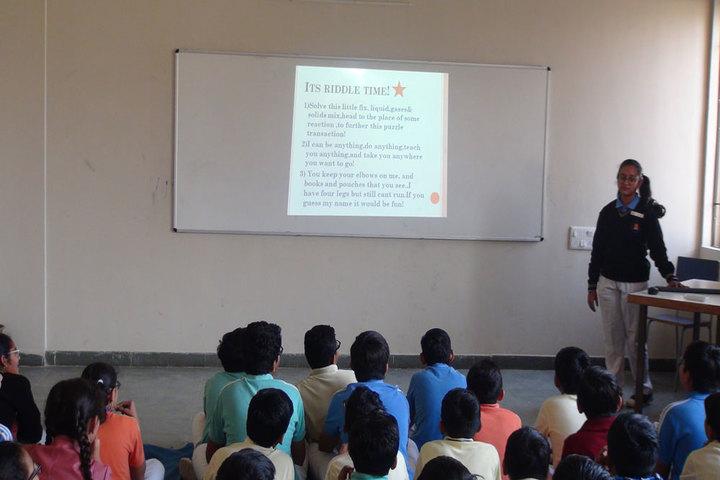 New Era Global School-Seminar