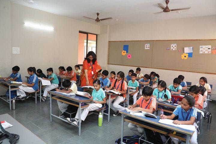 New Era Global School-Classroom