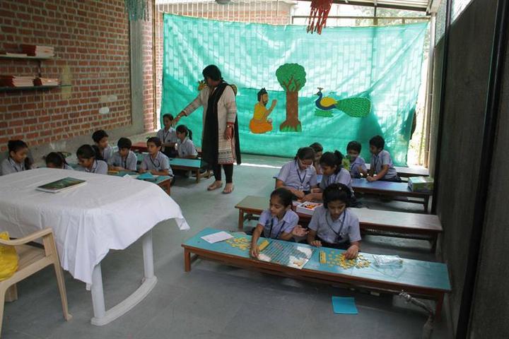 New Era Senior Secondary School-Activity Room