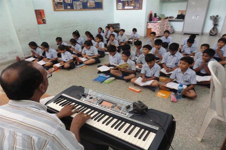 New Era Senior Secondary  School-Music Room