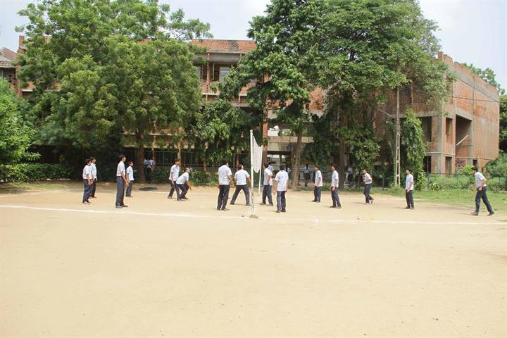 New Era Senior Secondary  School-Sports