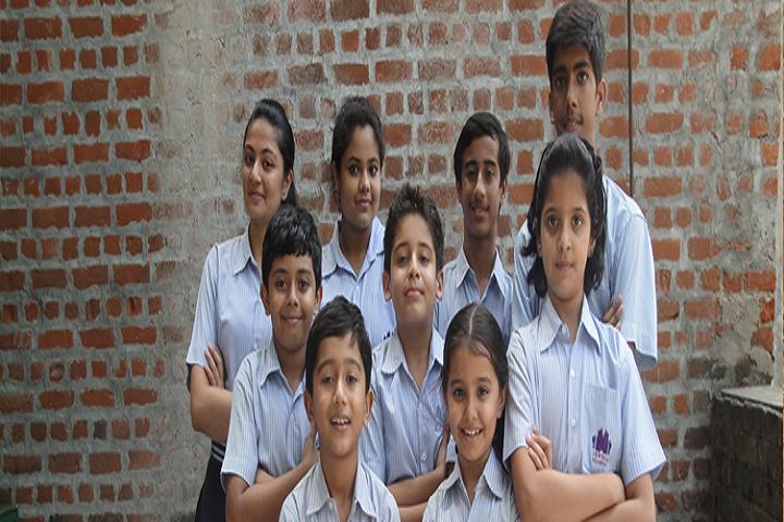 New Era Senior Secondary School-Students