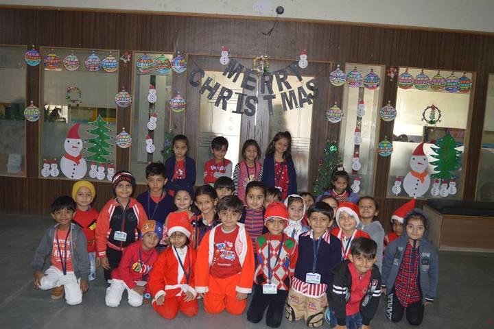 New Era Public School-Christmas Day