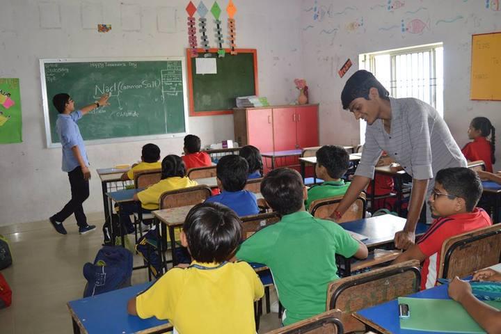 New Era Public School-Classroom
