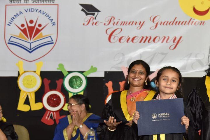 Nirma Vidyavihar-Graduation